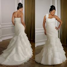 prom style wedding dress plus size mermaid wedding dresses 2014 naf dresses