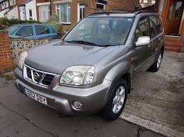 nissan x trail 2 0 automatic only 102000 miles with service