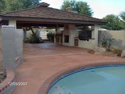 az pool care deck options page where quality pool service prevails