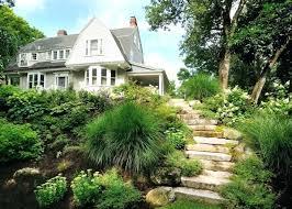 Slope Landscaping Ideas For Backyards Hillside Landscaping Ideas Steep Slope Landscaping Ideas Steep