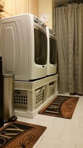 Build Washer Dryer Pedestal Dryer Pedestal Diy Diy Do It Your Self