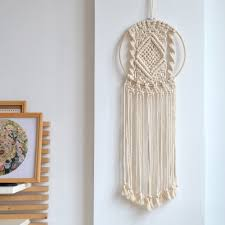 Macrame Home Decor by Online Buy Wholesale Macrame Lace Fabric From China Macrame Lace