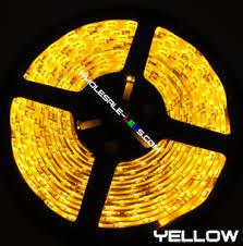 bulk led strip lights 3528smd nova bright yellow super bright flexible led light strip 16