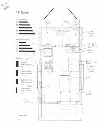 100 tiny house trailer floor plans apartments house layouts