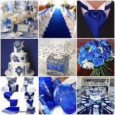 rustic wedding reception decor blue makeovers outdoor themes