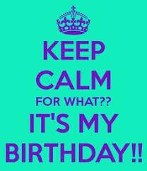 Meme Keep Calm Generator - keep calm my birthday countdown is on keep calm and carry on image