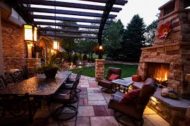 landscaping denver co denver outdoor lighting landscape connection
