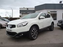 used nissan qashqai 2 0 for sale motors co uk