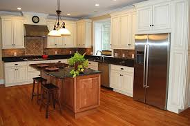 The Cozy Style Of Kitchen Colors With White Cabinets My Home - Kitchen white cabinets