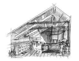 kalina ivanov concept sketches attic concept sketch