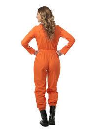 orange jumpsuit astronaut jumpsuit for s