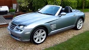video review of 2004 chrysler crossfire convertible for sale sdsc