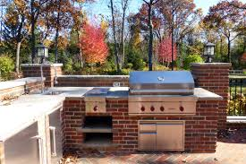 backyard grill kenilworth built in barbecue grill in lake forest van zelst
