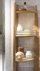 the original kai corner teak bath shelf bath shelf shelves and home