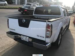 white nissan car 2007 white nissan frontier sell urgent in phnom penh on khmer24 com
