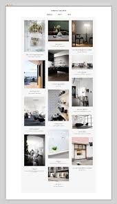 37 best simple clean minimalist website collection images on