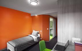 chambre udiant toulouse résidence universitaire modulaire réalisations salle de bain