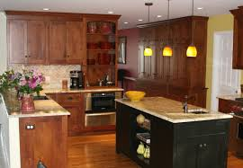 Black Kitchen Island Appealing Cherry Kitchen Islands Featuring Rectangle Shape Dark