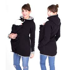 3in1 babywearing coat baby carrier jacket pregnant mom
