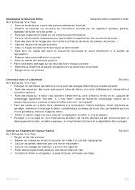 Cv Quebec by Writing And Editing Services Cv Exemple Au Quebec