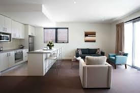 paint white and brown living room and dining room combo color