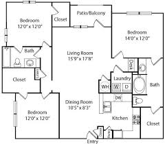 Dog Daycare Floor Plans by Floor Plans The Villas At Shadow Creek In Pearland Texas
