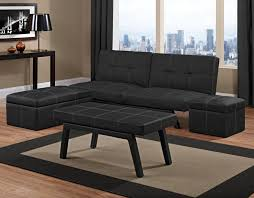 adorable futon living room ideas with delaney split back futon