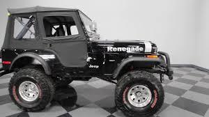1974 jeep renegade 73 nsh 1974 jeep cj5