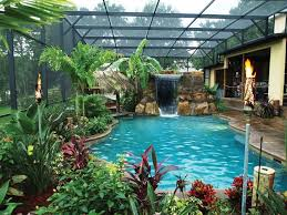 best 25 tropical pool landscaping ideas on pinterest tropical