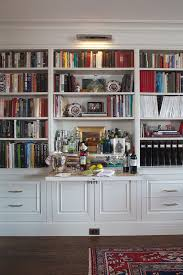 Bookshelves And Desk Built In by Definitely Need A Built In Bar And More Book Shelves House Wish