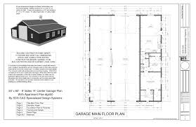 modern garage apartment plans sdsg450 x rv workshop barn