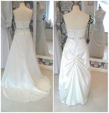 wedding dress bustle wedding dress bustle styles and tips brides