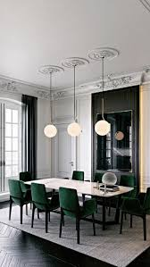 Small Dining Room Sets For Apartments by Best 25 Modern French Decor Ideas On Pinterest Emerald Green