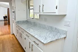 Marble Kitchen Countertops Carrara Marble Kitchen U2013 Subscribed Me