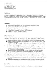 program analyst cover letter investment investment banking