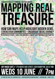 Real Treasure Maps Mapping Real Treasure Maptime Southampton June
