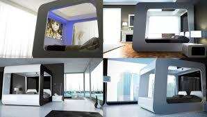 Futuristic Bedroom Design Bedroom Exquisite Futuristic Bedroom Ideas For The Desired Design