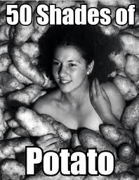 50 Shades Of Gray Meme - 22 meme internet 50 shades of potato
