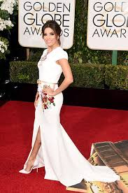 the golden globe dresses that could be wedding gowns photo 1