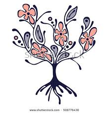 salon logo stock vector 206637145