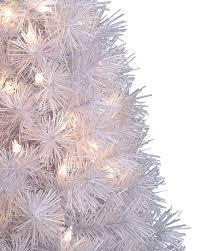 winter white tabletop christmas trees treetopia