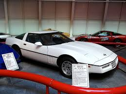first corvette ever made the mystery aliens a sinkhole and the missing 1983 corvette