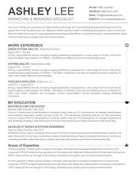 Sample Resume For Kitchen Hand by Mac Resume Templates Government Resume Example And Template To