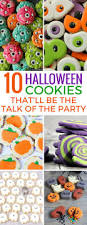 easy halloween cookie recipes for kids to make and eat easy