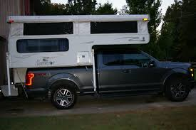 Ford Ranger With Truck Camper - truck campers ford f150 forum community of ford truck fans