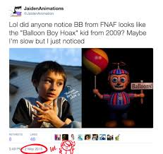 Balloon Boy Meme - theodd1sout on twitter i remember when balloon boy meant