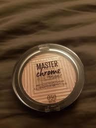 Maybelline Master Chrome maybelline master chrome highlighter in molten gold 050