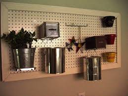 Pegboard Kitchen Ideas by Awesome Pegboard Ideas All Home Decorations