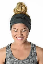 sports headband headbands made from moisture wicking microfiber free trendy neon