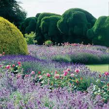 Rose Garden Layout by Rockingham Castle Rockingham Castle Gardens